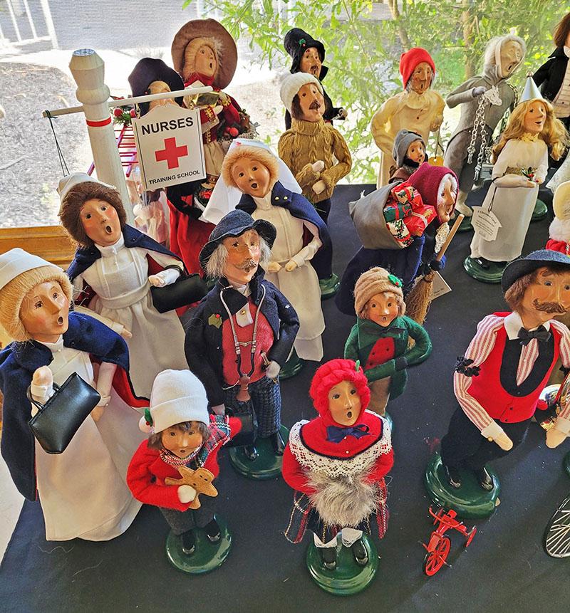 Folksy-Dolls