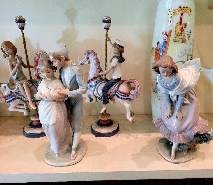 Porcelain-Figures
