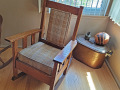 Stickley-Style-Chair