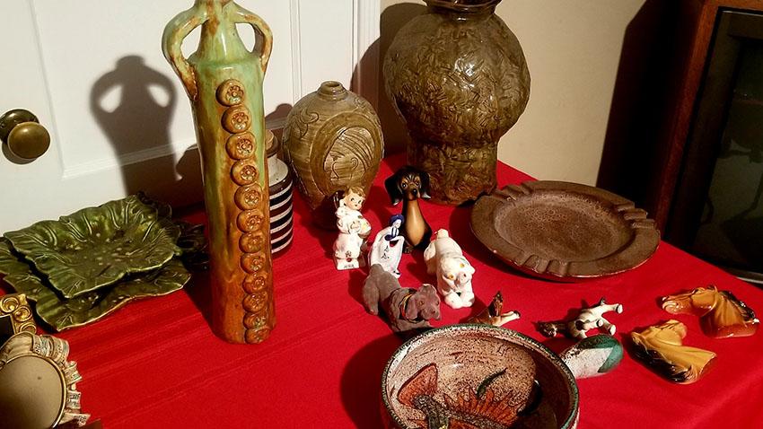 midcentury ceramics
