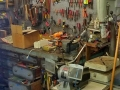 Tool Bench and Tools