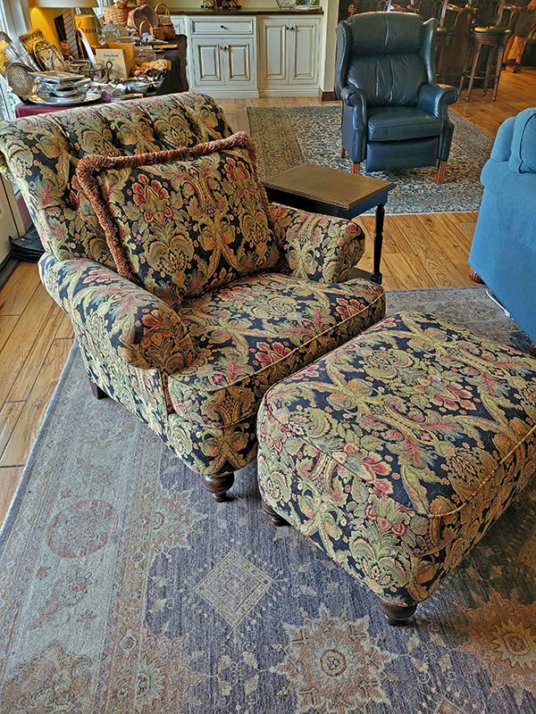 Ethan-Allen-Chair