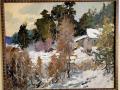 Winter-Painting