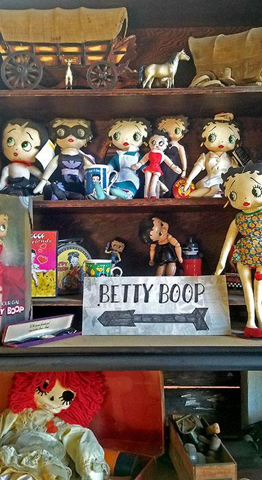 Betty Boop Dolls