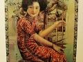 Oriental Woman Print