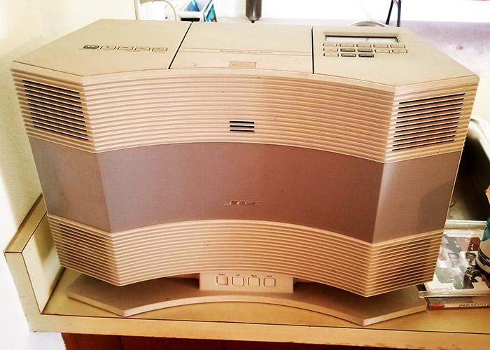 Bose-Speaker-System
