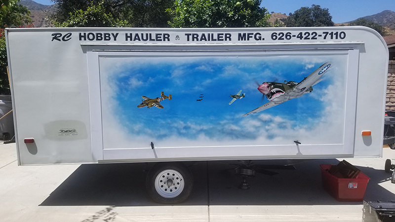 Hobby-Trailer