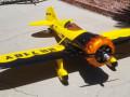 Yellow-Single-Model-Plane