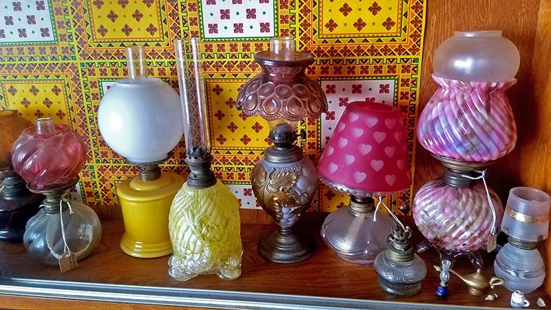 Shelf-of-Lamps