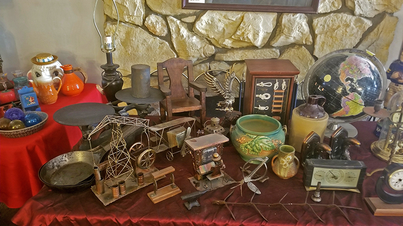 Table-of-Sundry-Items