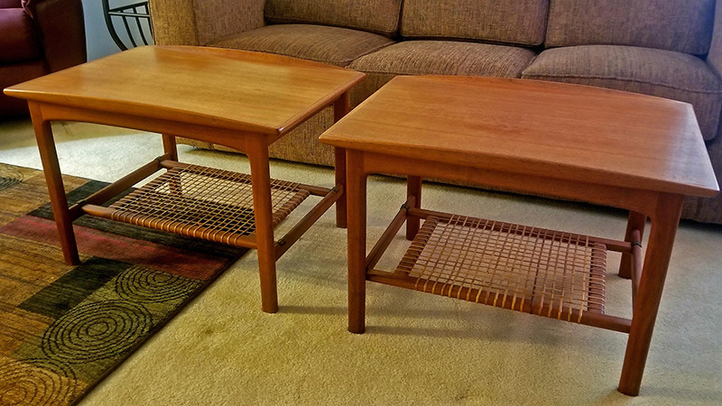 Two-Danish-Coffee-Tables