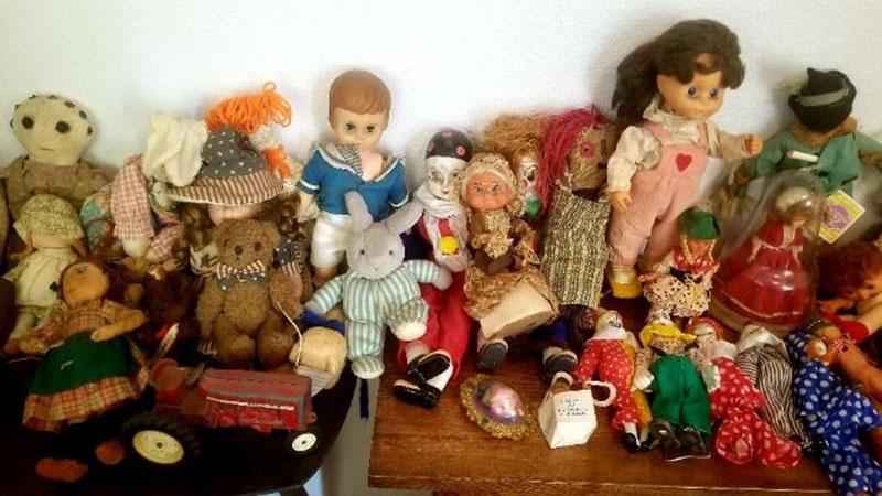 Assorted-Dolls