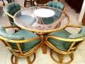 Bamboo-Dining-Set