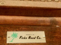 Ficks-Reed-Label
