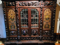 Carved-Chest-with-Painted-Panels