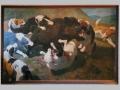 Large-Dog-Painting