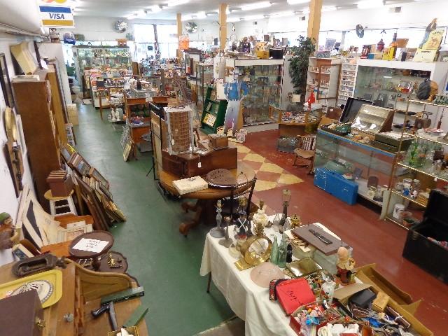 Massive Antique Store Liquidation in Pomona
