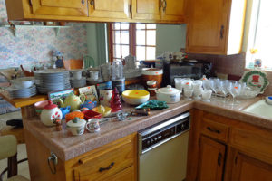 kitchen stuff, dishes, southern california, la area, san dimas, estate sale, vander molen estate sales,