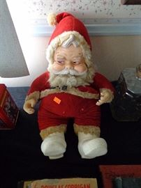 southern california, la area, san dimas, estate sale, vander molen estate sales, vintage santa claus