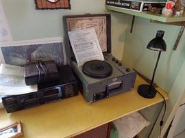 southern california, la area, san dimas, estate sale, vander molen estate sales, phonograph