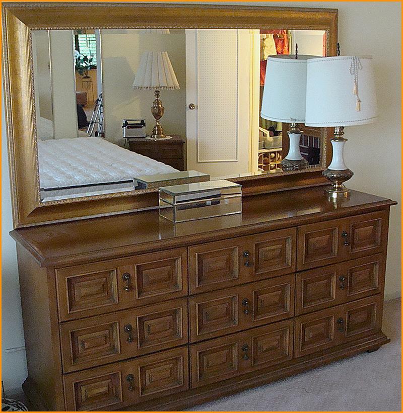 Dresser, furniture, estate sale, arcadia, vander molen estate sales