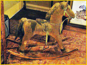 rocking horse pomona estate sale