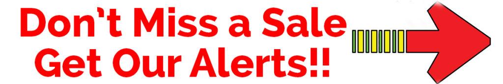 estate sale, notifications, find out estate sales, vander molen estate sales