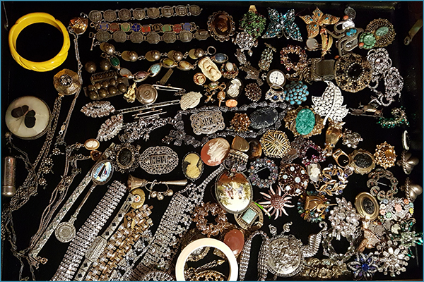 Lakewood One-Day Estate Sale, Loads of Costume and Sterling Jewelry!