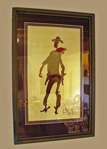 milford zornes, watercolor, estate sale art