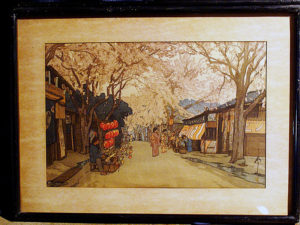 arcadia, ca, estate sale, japanese art