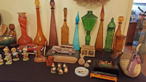 estate sale, pomona, vintage items