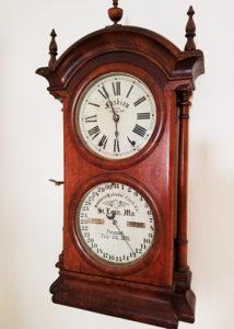clock, estate sale, yorba linda, orange county