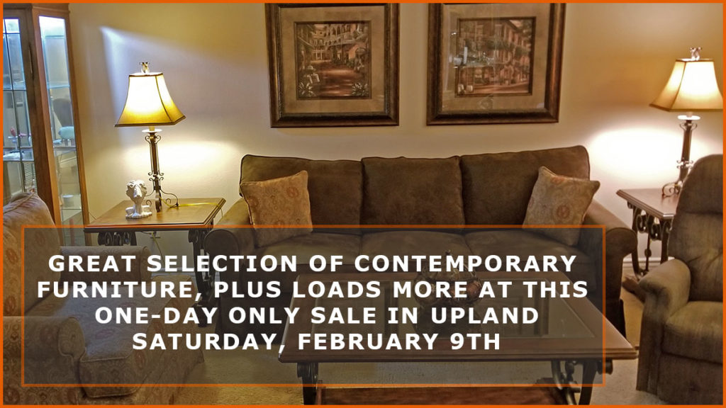estate sale, upland, california, vander molen