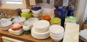 Kitchen Stuff, estate sale, rancho cucamonga