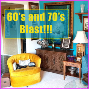 "Monrovia Estate Sale! Super Fun ""Wild"" 60's and 70's Galore!"