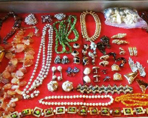 estate sale, jewelry, glendale, california
