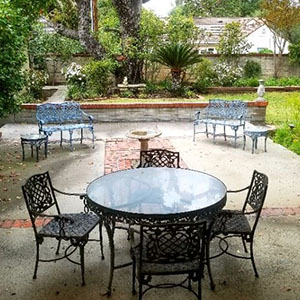 Refined and Classic San Marino Estate Sale