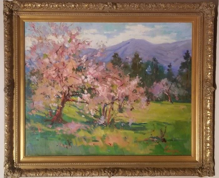 Impressionist Artist's Estate Sale in Glendale