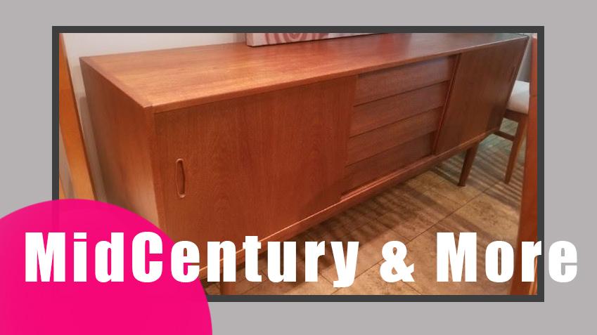 MCM, midcentury modern, estate sale, san bernardino