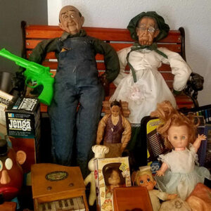 vintage, dolls, estate sale, la habra