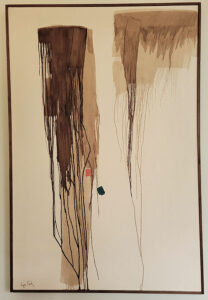 modern art, estate sale