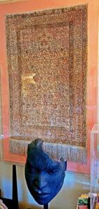 persian carpet, estate sale, rug