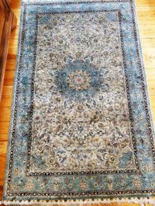 persian carpet, estate sale, pasadena